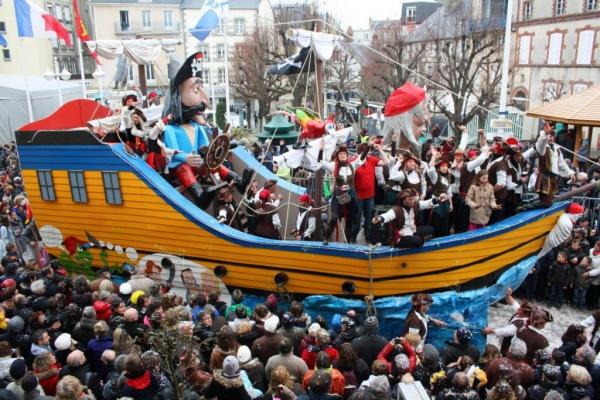 Carnaval Granville LE CARNAVAL DE GRANVILLE