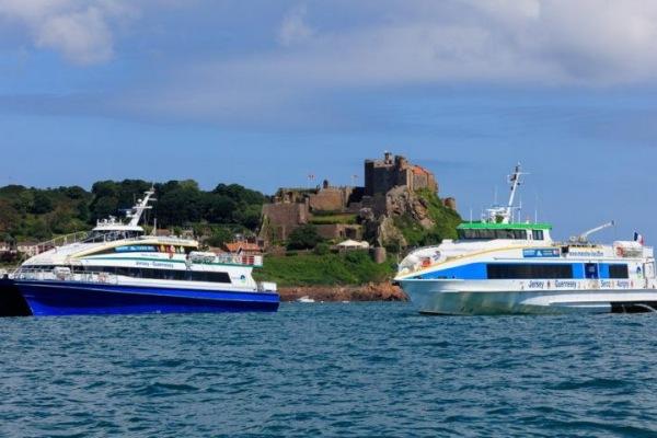 Traversées îles Anglo-Normande Traversées île Anglo-Normande