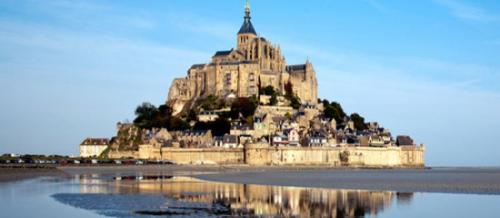 Der Mont Saint Michel Der Mont Saint Michel