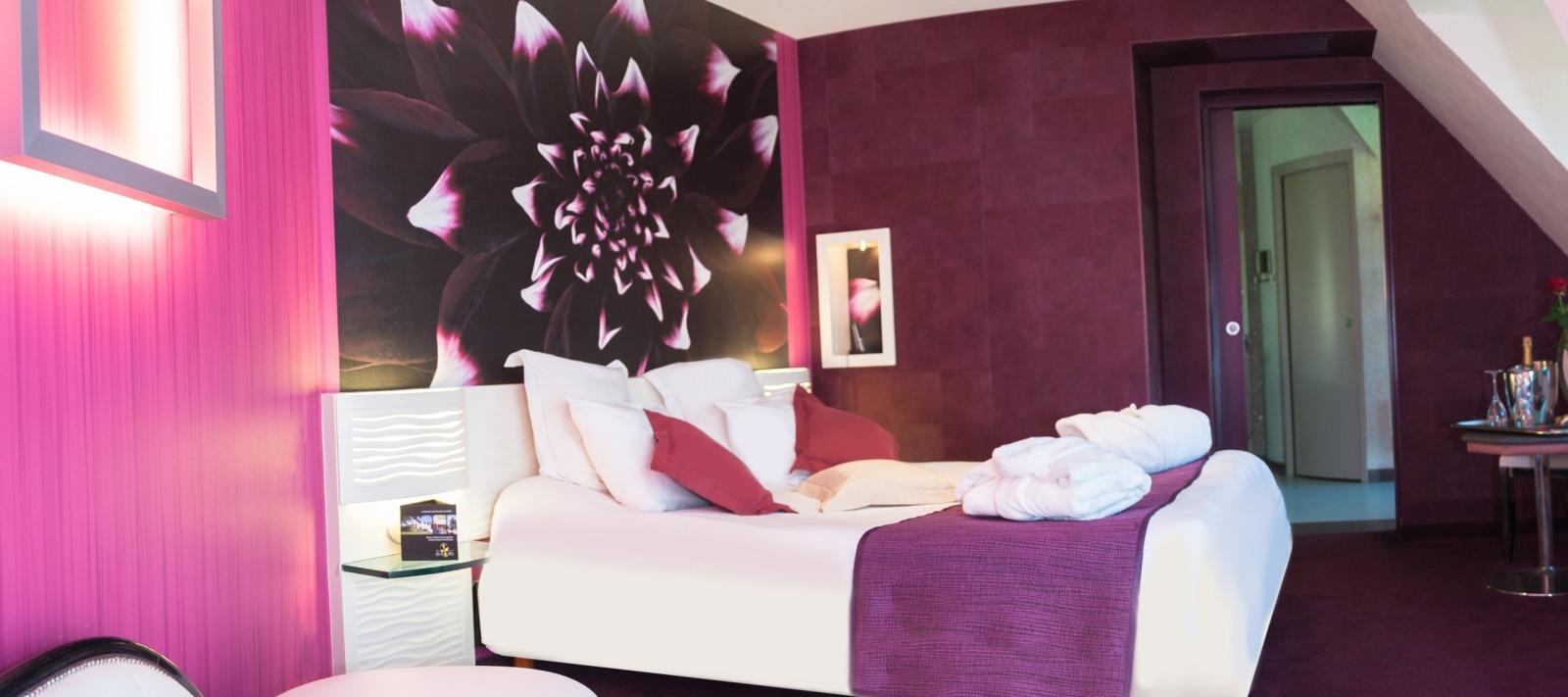 Luxury room villedieu