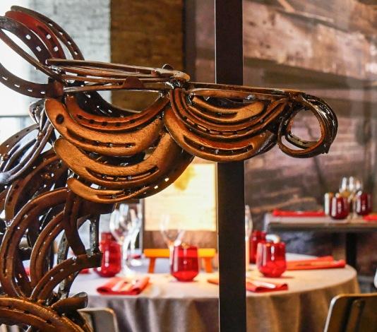 Restaurant Villedieu L'Atelier, Café - Lounge - Restaurant