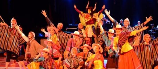 Folklore international FESTIVAL DE FOLKLORE INTERNATIONAL