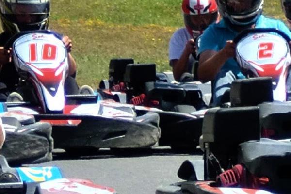 Karting du parc Circuit du Parc