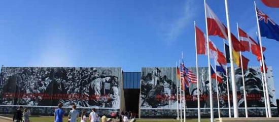 Mémorial de Caen Le Mémorial de Caen