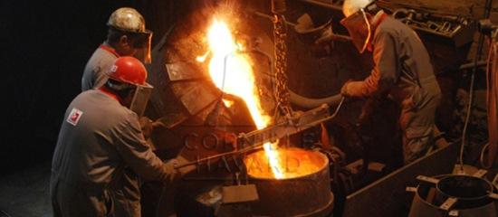 Fonderie des Cloches La fonderia di campane