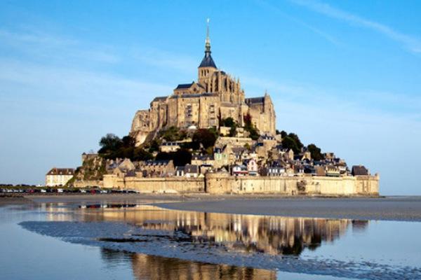 Le Mont Saint Michel il Mont Saint Michel