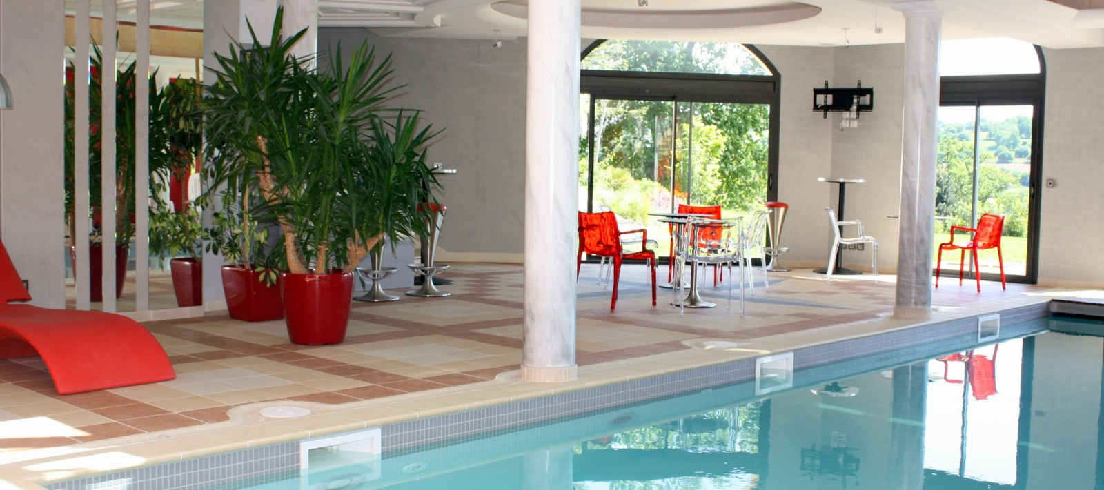 piscine privée location