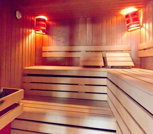 Sauna villedieu les poeles САУНА