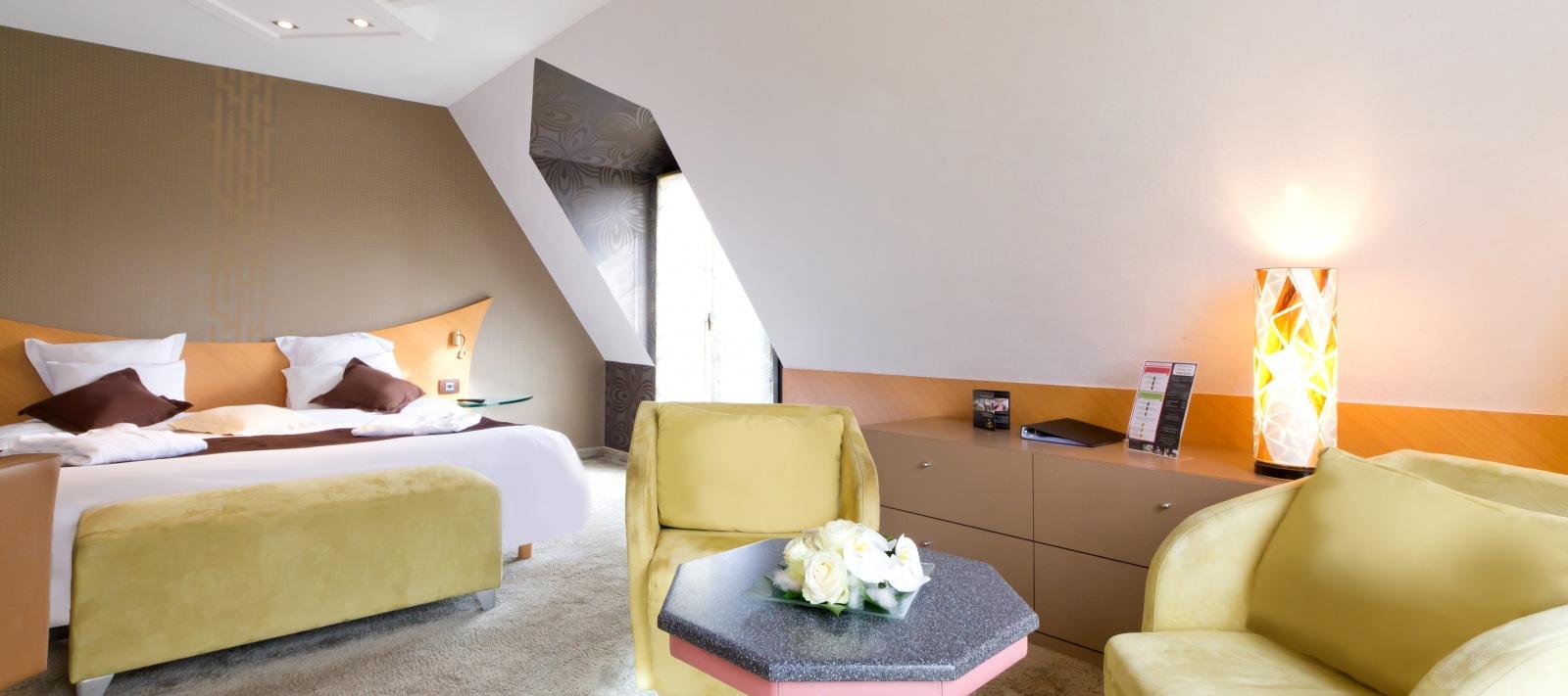suite salon luxe